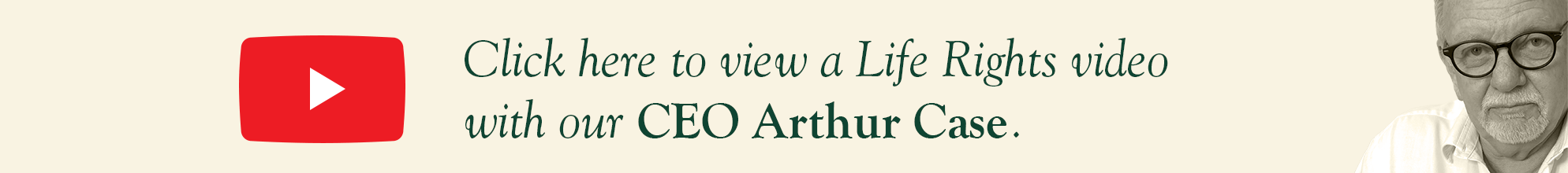 Click here to view a Life Rights video with Arthur Case