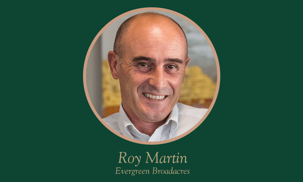 Roy Martin Evergreen Broadacres Village Manager